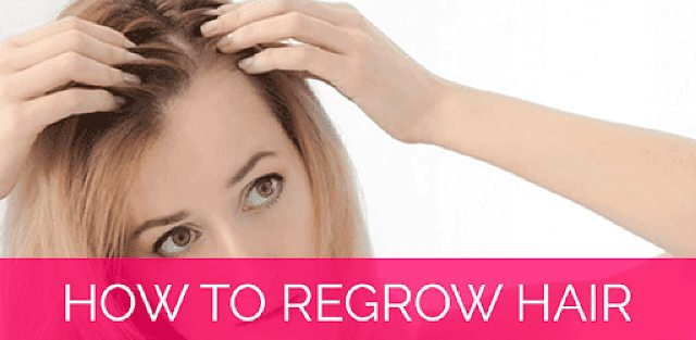 How to regrow hair Lahore