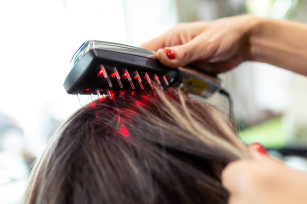 Laser hair fall therapy clinic Lahore